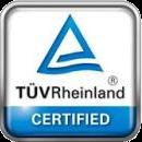 TÜV-Rheinland Logo