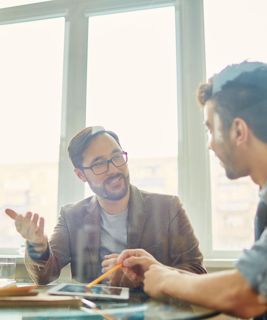 Jobsuccess Gesprächsführung